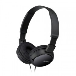 Auriculares Sony MDRZX110w rosa plegables