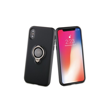 muvit carcasa ring magnetica Apple iPhone Xs/X