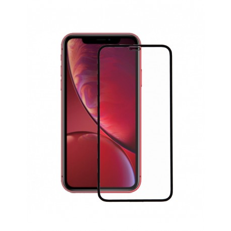Cristal templado completo iPhone XR / iPhone 11